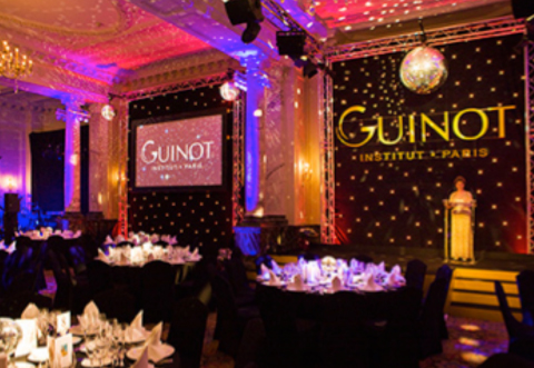 A lavish banquet was the climax of the Guinot Crown Salon Awards Ceremony